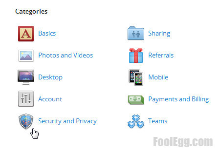 Dropbox - Dropquest 2012 Chapter 12 Security and Privacy